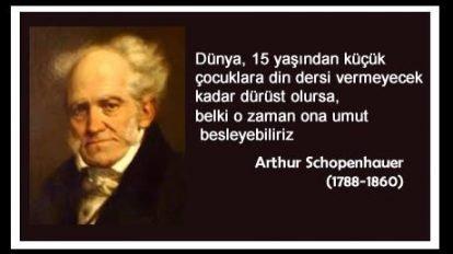 Arthur Schopenhauer din dersi