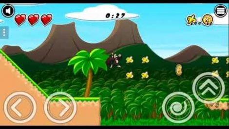 Kiba & Kumba Ormanda Kaos oyunu