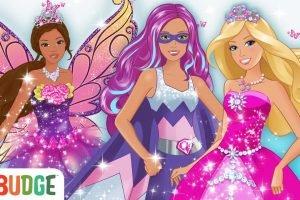 Barbie Elbise Giydirme Oyunu - Sihirli Moda indir
