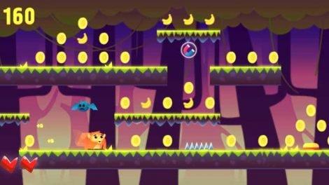 banana run muzlar oyunu ücretsiz oyna