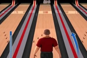 Cepte tablette Bowling oyna