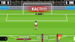 dünya kupası penaltı oyunu oyna