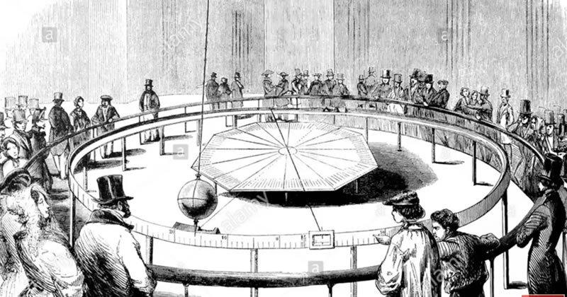 Foucault sarkacının aslı Pantheon