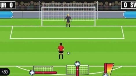 Futbol Penaltı Oyunu Euro Penalty 2016 Oyna