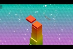 Tower Rush - En yüksek kuleyi sen yap