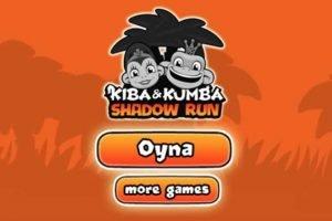 Kiba Kumba Gölge Koşusu oyunu