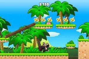orman koşusu oyunu kumba