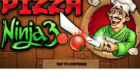 pizza ninja kesmece oyunu oyna