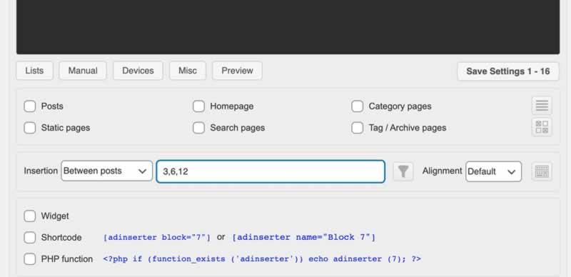 wordpress Kategori Ya da Etiket Sayfalarına Reklam ekleme