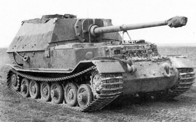 Ferdinand alman ağır tank avcısı