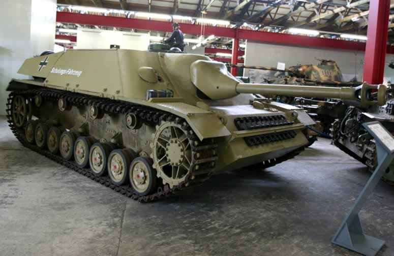 JagdPanzer IV tank avcısı