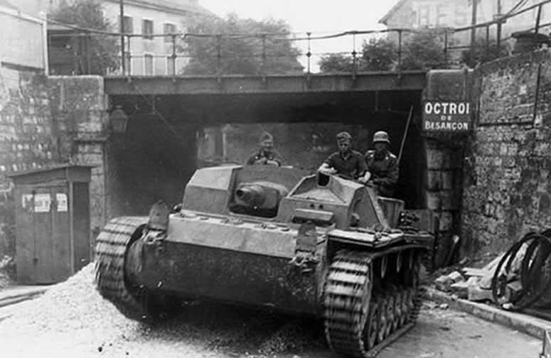 stug 3 tank avcısı