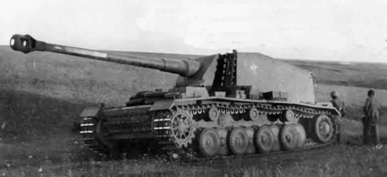 sturer emil tank avcısı WWII
