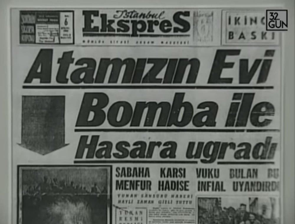6-7 eylül 1955 olaylarında neler oldu