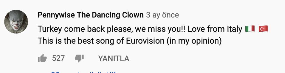 Türkiye Eurovisiona katılacakmı?