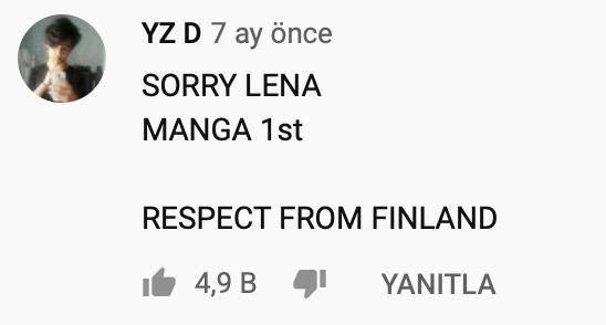 Manga'nın Eurovision şarkısı